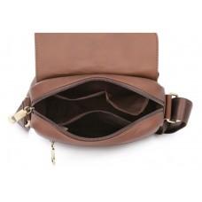 Кожаная мужская сумка на плечо Leather Collection (8870)