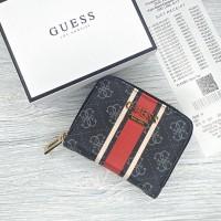 Небольшой женский кошелек Guess (900825) grey