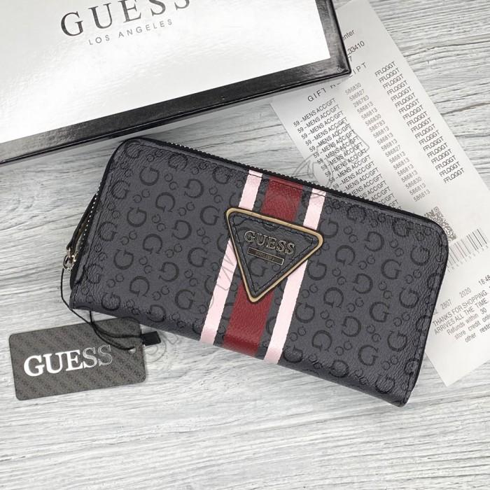 Женский кошелек Guess (900827) grey