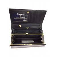 Кожаный женский кошелек Ch (9010) Lux