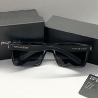 Мужские солнечные очки с поляризацией Porsche Design (7119)