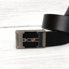 Женский кожаный ремень Hermes (9101) black
