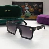 Женские очки маска от солнца GG (9106) black