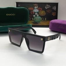Жіночі окуляри маска від сонця GG (9106) black