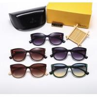 Женские очки от солнца Fendi (9437) brown