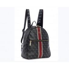 Жіночий брендовий рюкзак Guess (9532) grey