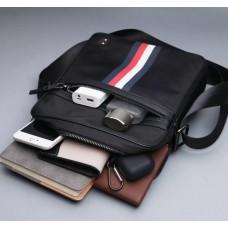 Чоловіча брендова сумка через плече (992)