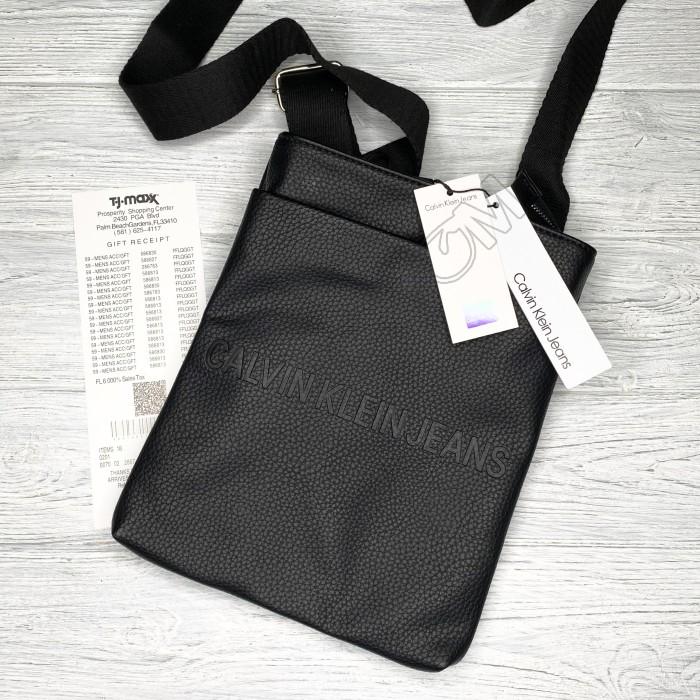 Брендовая мужская сумка через плечо (995)