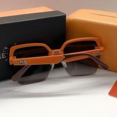 Женские солнечнные очки с поляризацией H-9977 orange