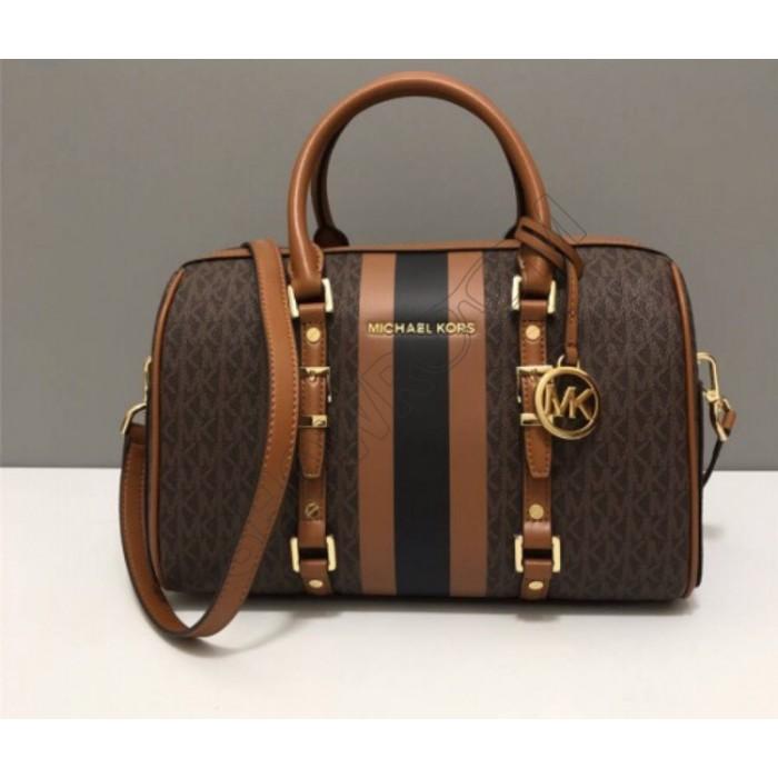Женская кожаная сумка Michael Kors Bedford Lux