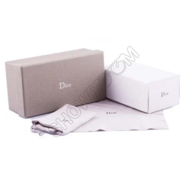 Брендовый чехол для солнцезащитных очков Dior