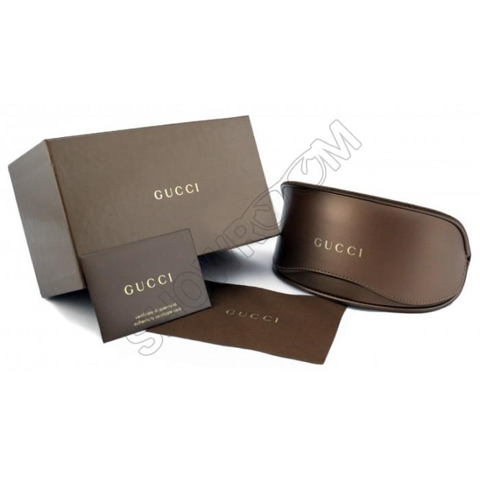 Брендовый чехол для мужских солнцезащитных очков GG
