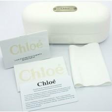 Брендовый чехол для солнцезащитных очков Chloe