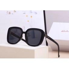Брендовые женские солнцезащитные очки (1215) black