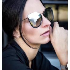 Брендові жіночі сонцезахисні окуляри TF (7297) black