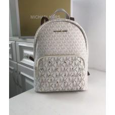 Женский кожаный брендовый рюкзак Michael Kors Erin 1255 Lux