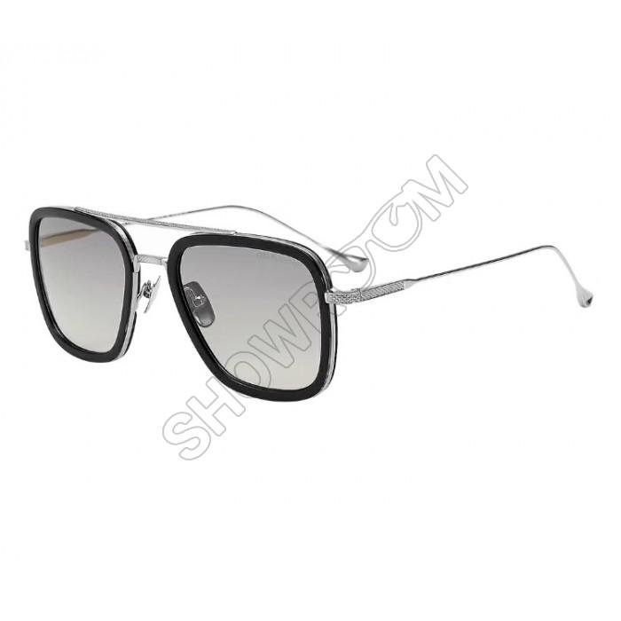Солнцезащитные очки Dita Flight Lux silver