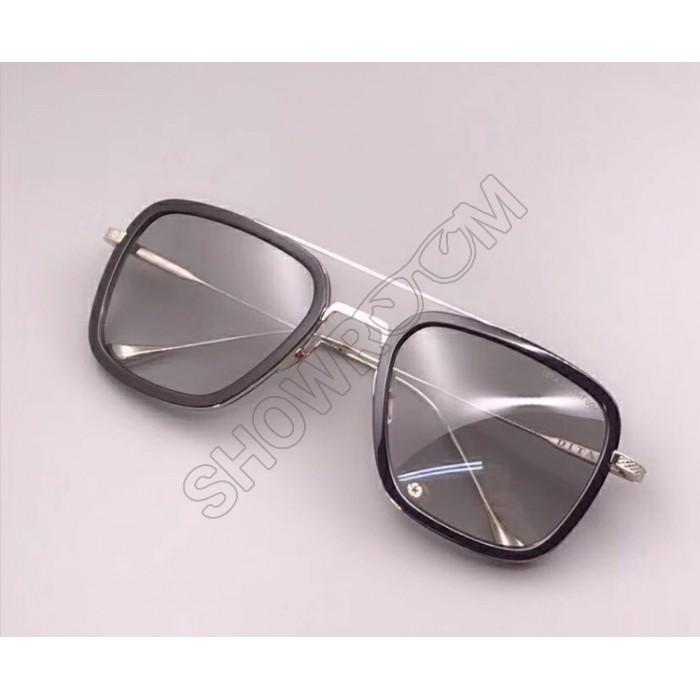 Мужские солнцезащитные очки Dita Flight Lux silver