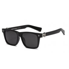 Мужские солнцезащитные очки Chrome Hearts (KLX302-2) полароид
