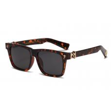Мужские солнцезащитные очки Chrome Hearts (KLX302 leo) полароид
