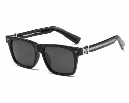 Чоловічі сонцезахисні окуляри Chrome Hearts (KLX302-1) полароїд