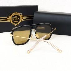 Солнцезащитные мужские очки Lancier brown Lux