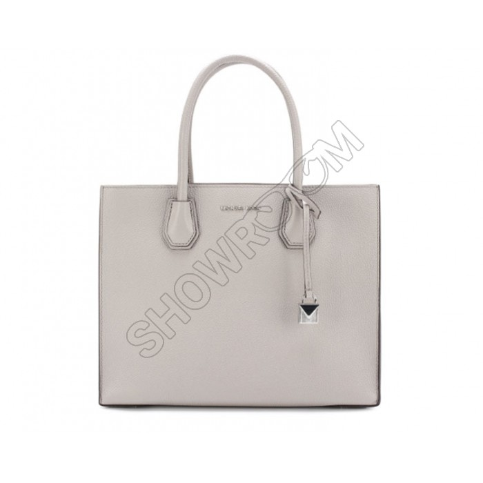 Женская сумка Michael Kors Mercer grey medium