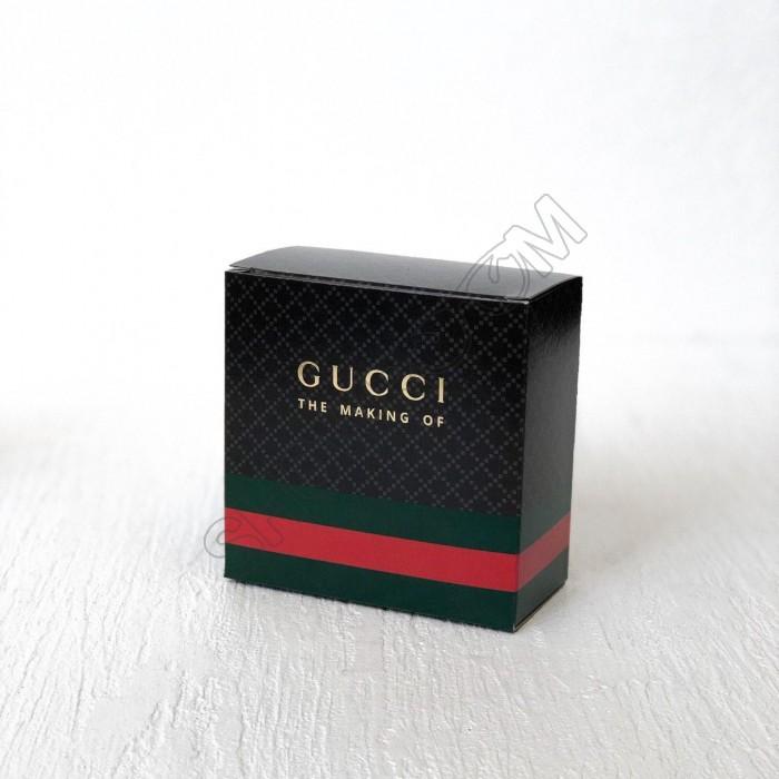 Упаковка подарочная GG серая