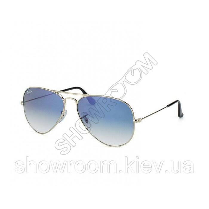 Мужские солнцезащитные очки RAY BAN aviator 3025,3026 (003/3F) Lux