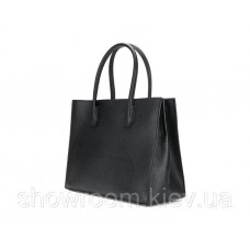 Женская сумка Michael Kors Mercer Grommeted small black