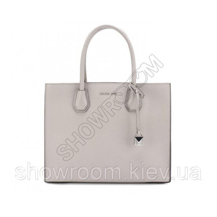 Женская сумка Michael Kors Mercer small grey