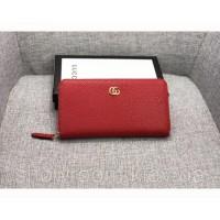 Женский кошелек GG (456117) red