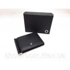 Зажим для денег  (01-013) black