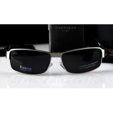 Солнцезащитные очки Porsche Design c поляризацией (p-8485) silver