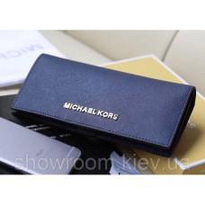 Жіночий синій гаманець Michael Kors (497)