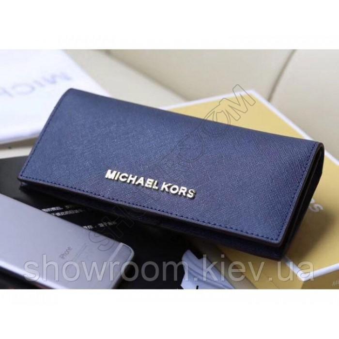 Женский синий кошелек Michael Kors (497)