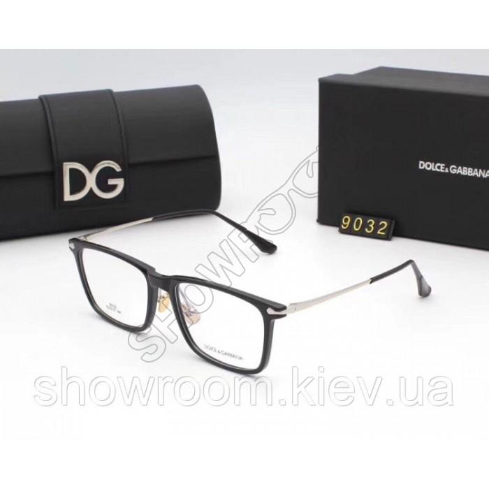 Женская стильная брендовая оправа 9032 черная