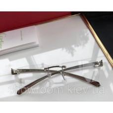 Женская серебрянная оправа Cartier 8200988