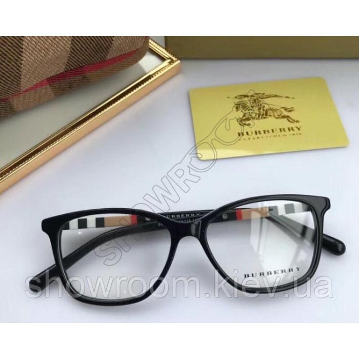 Женская брендовая оправа Burberry 2279 черная