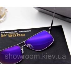 Сонцезахисні окуляри Porsche Design c поляризацією (p-8831) black