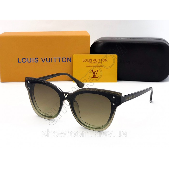Женские солнцезащитные очки Louis Vuitton (234) green