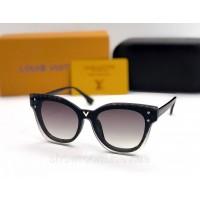 Женские солнцезащитные очки Louis Vuitton (234) black