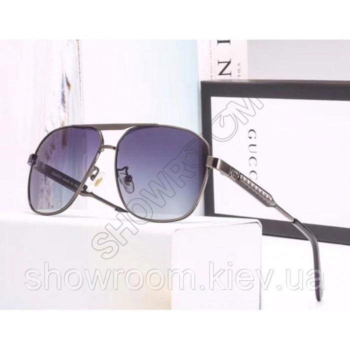 Мужские солнцезащитные очки с поляризацией GG (3008)