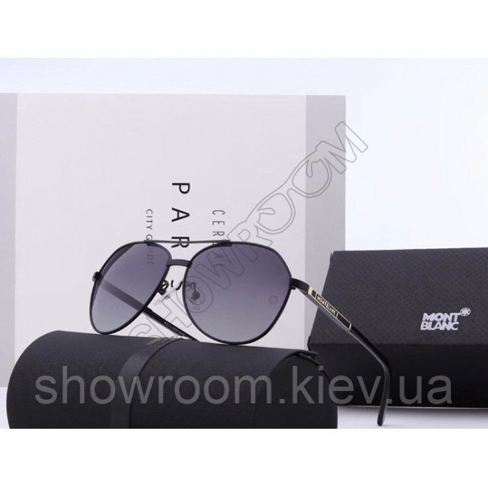 Мужские солнцезащитные очки Montblanc (713)