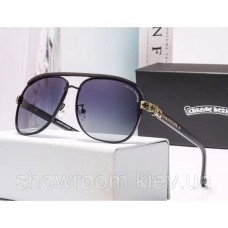Сонцезахисні окуляри Chrome Hearts (3016) gold