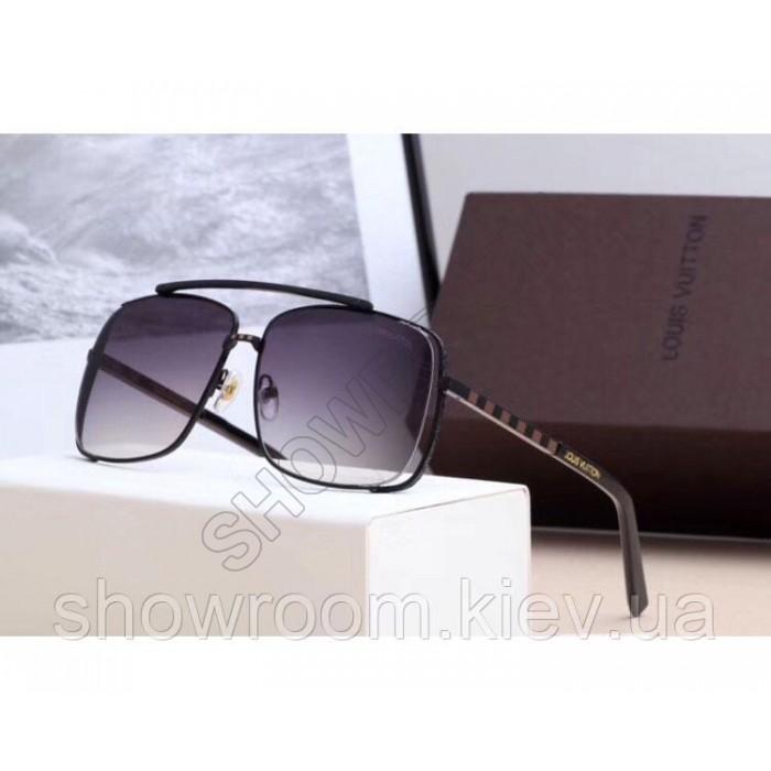 Мужские солнцезащитные очки  Louis Vuitton (0536)