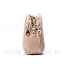 Женская удобная сумка David Jones (918) rose