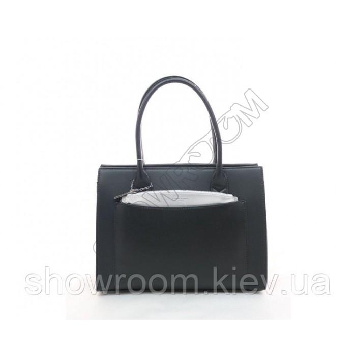 Жіноча ділова сумка David Jones (900) black