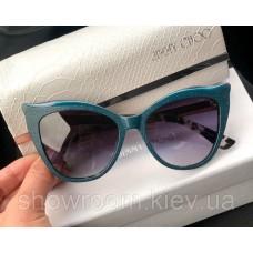 Жіночі люксові сонцезахисні окуляри (Ludi)