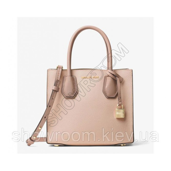 Женская сумка Michael Kors Mercer rose medium